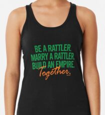 Marry a Rattler Collection by Graphic Snob® Women's Tank Top