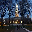 Harvard Memorial Church  by clizzio