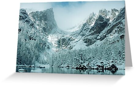 A Dream at Dream Lake by Eric Glaser