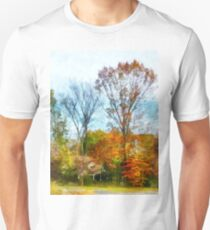 Tall Autumn Trees T-Shirt