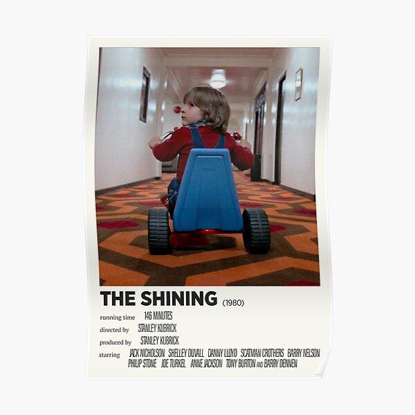 The Shining (1980) Alternative Film Poster Poster