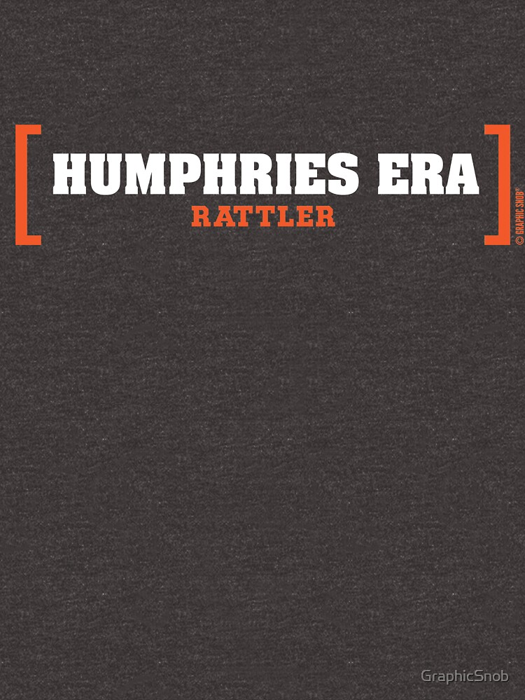 Humphries Era Collection by Graphic Snob® by GraphicSnob