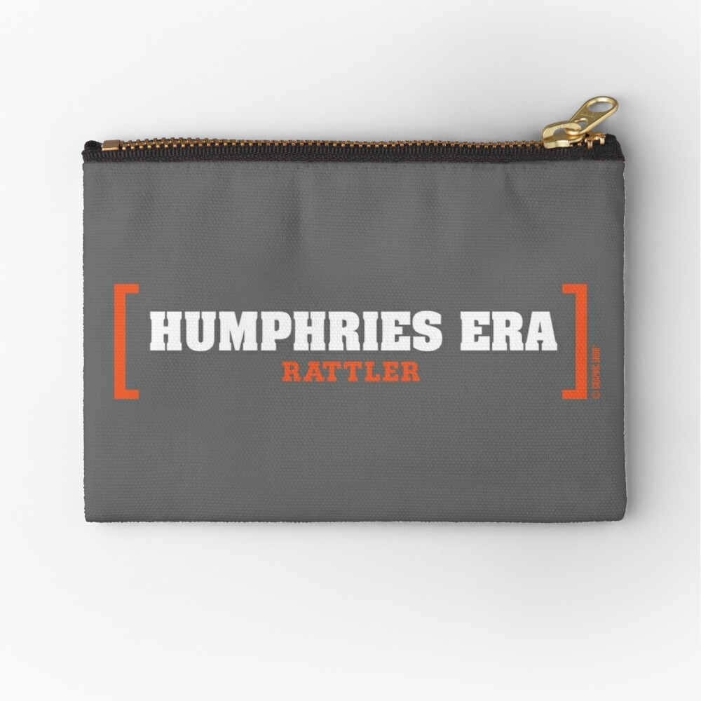 Humphries Era Collection by Graphic Snob® Zipper Pouch