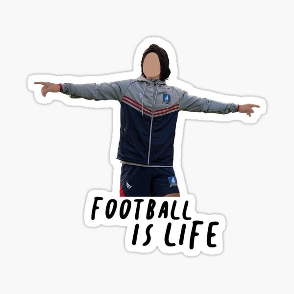 Dani Rojas _ Le football, c'est la vie Sticker