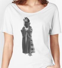 Chicken-Duck-Woman-Thing Women's Relaxed Fit T-Shirt
