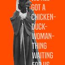 Chicken-Duck-Woman-Thing by youngkinderhook