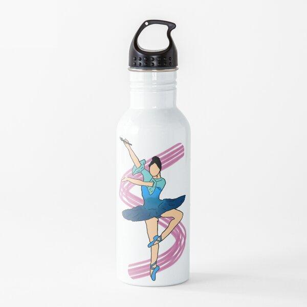 Painting Ballerina Water Bottle