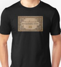 A Part of a Neverending Story Unisex T-Shirt