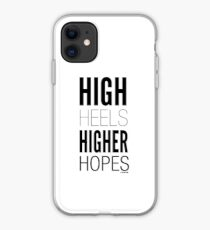 High Hopes Collection by Graphic Snob® iPhone Case