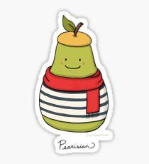 Pearisian Sticker