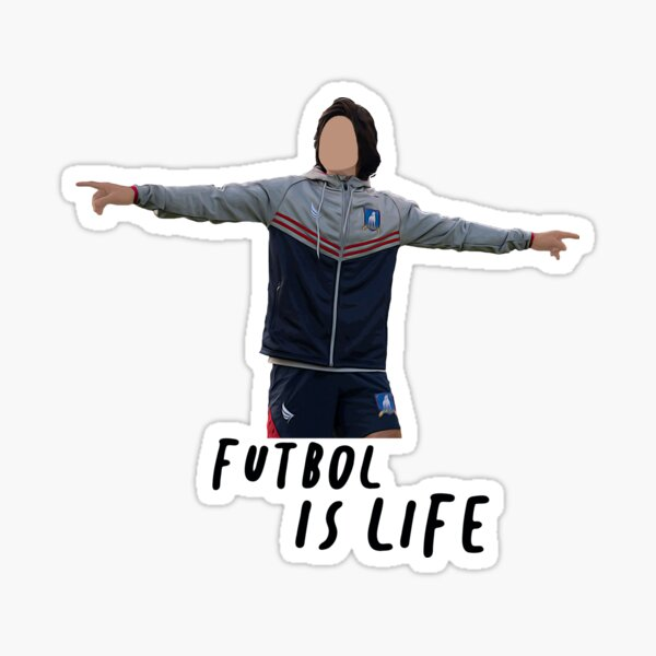 Futbol ist das Leben Sticker
