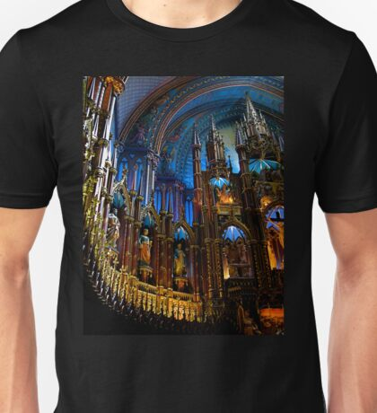 L'Eglise Notre Dame (Montreal) T-Shirt