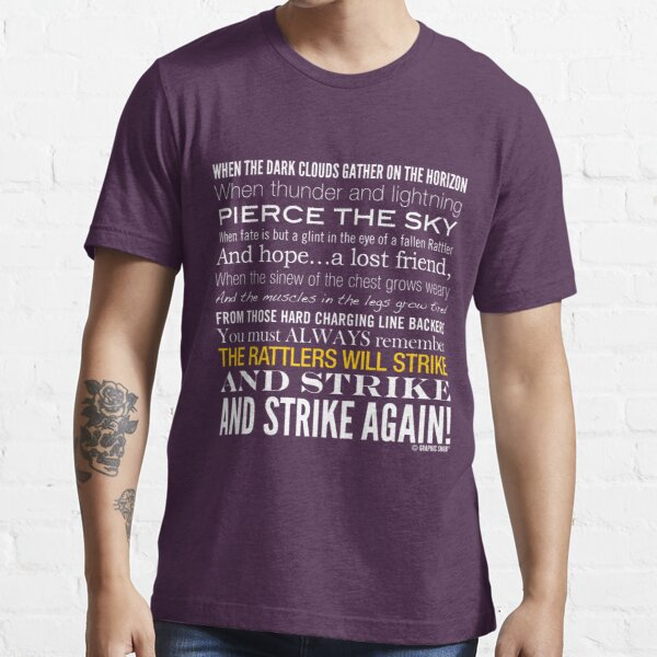 Alpha & Omega Strike Collection by Graphic Snob® Essential T-Shirt