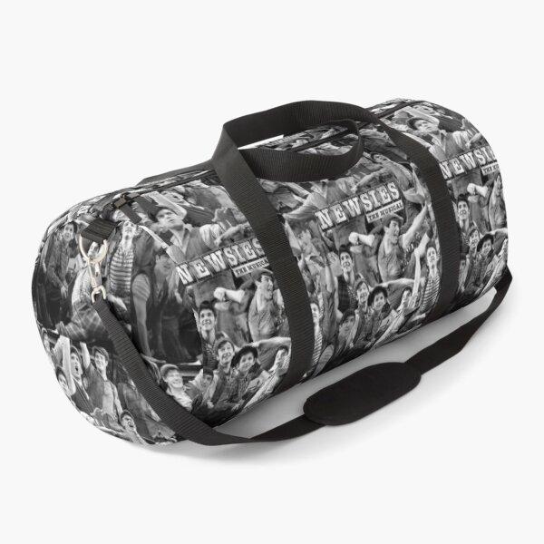Newsies The Musical Bw Duffle Bag