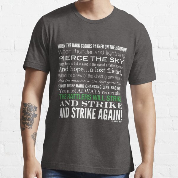 Green Strike Collection by Graphic Snob® Essential T-Shirt