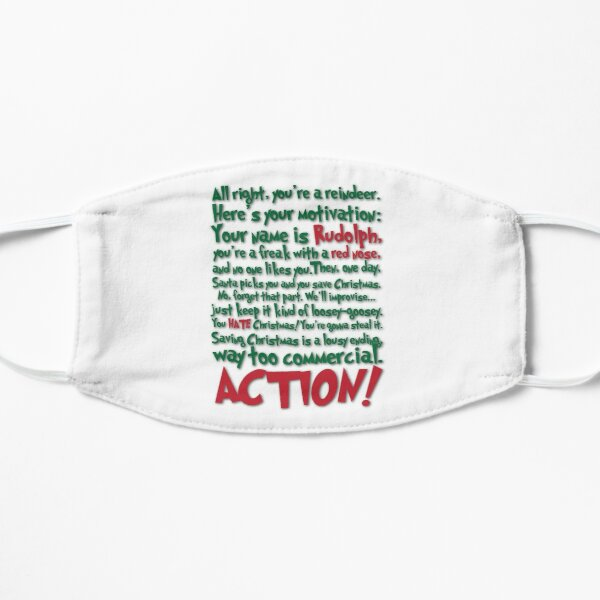 You are a reindeer, heres your motivation Mask