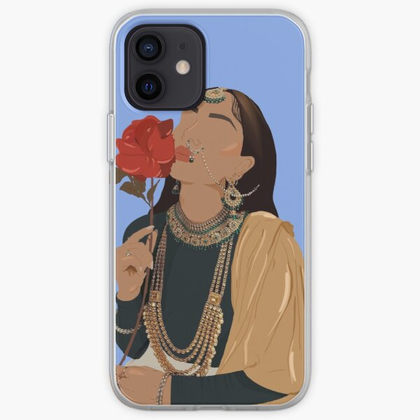 Desi Baddie Series - Royalty iPhone Soft Case