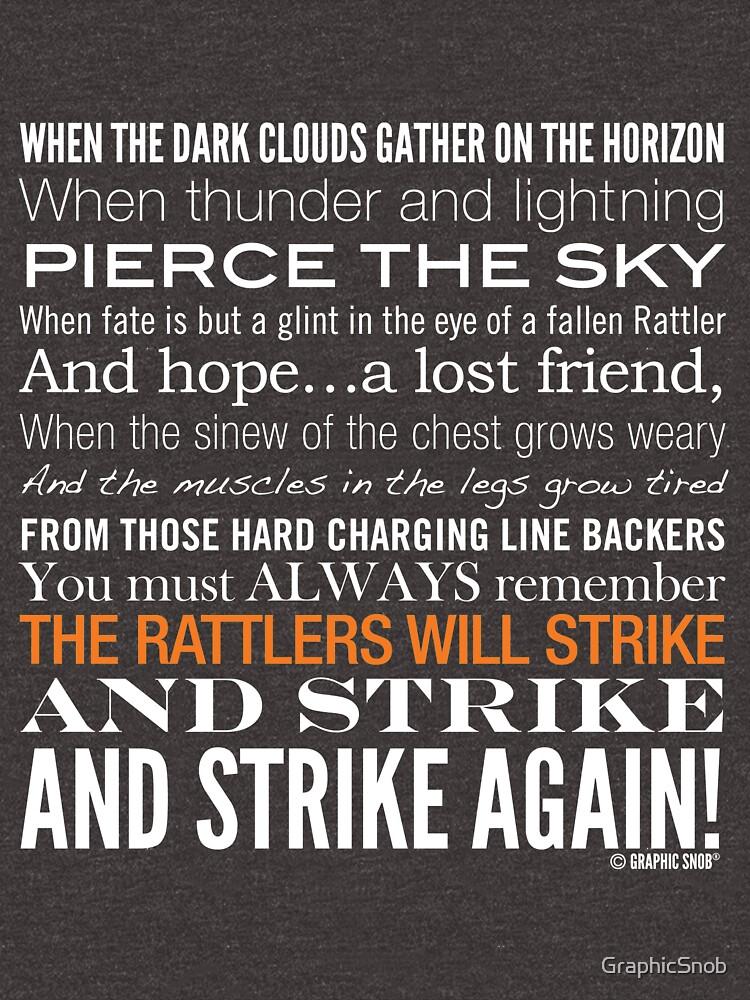 Orange Strike Collection by Graphic Snob® by GraphicSnob