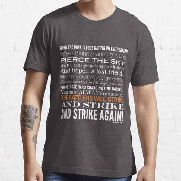 Orange Strike Collection by Graphic Snob® Essential T-Shirt