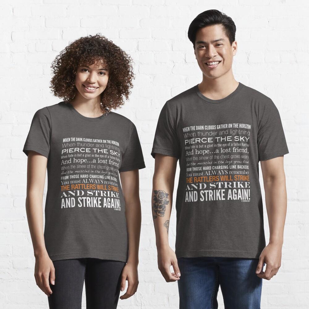 Orange Strike Collection by Graphic Snob® Essential T-Shirt