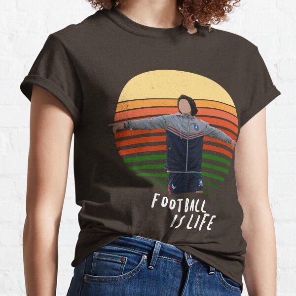 Lasso _ Football is life Classic T-Shirt