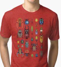 Beetle Collection Tri-blend T-Shirt