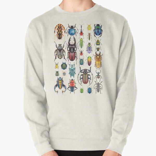 Beetle Collection Pullover Sweatshirt