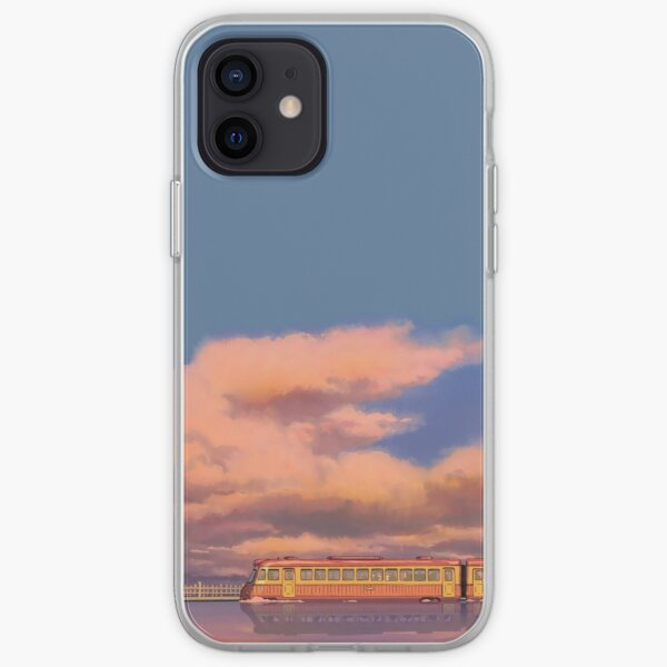 Spirited Away  iPhone Soft Case