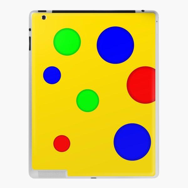 Tumble Tap | Mr Tumble Spotty Case iPad Skin
