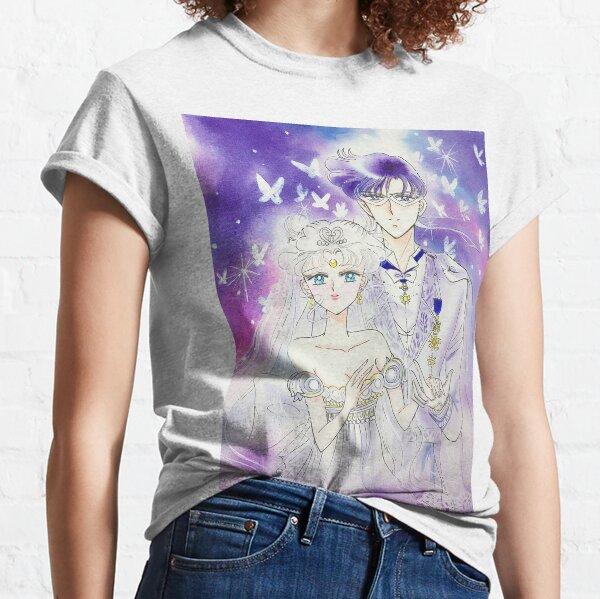 Sailor Moon Princess Serenity and Prince Endymion Classic T-Shirt