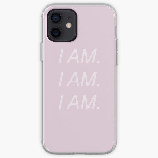 I Am iPhone Soft Case