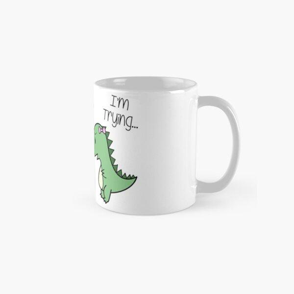 Dino Liebe! (Umarme mich!) Tasse (Standard)