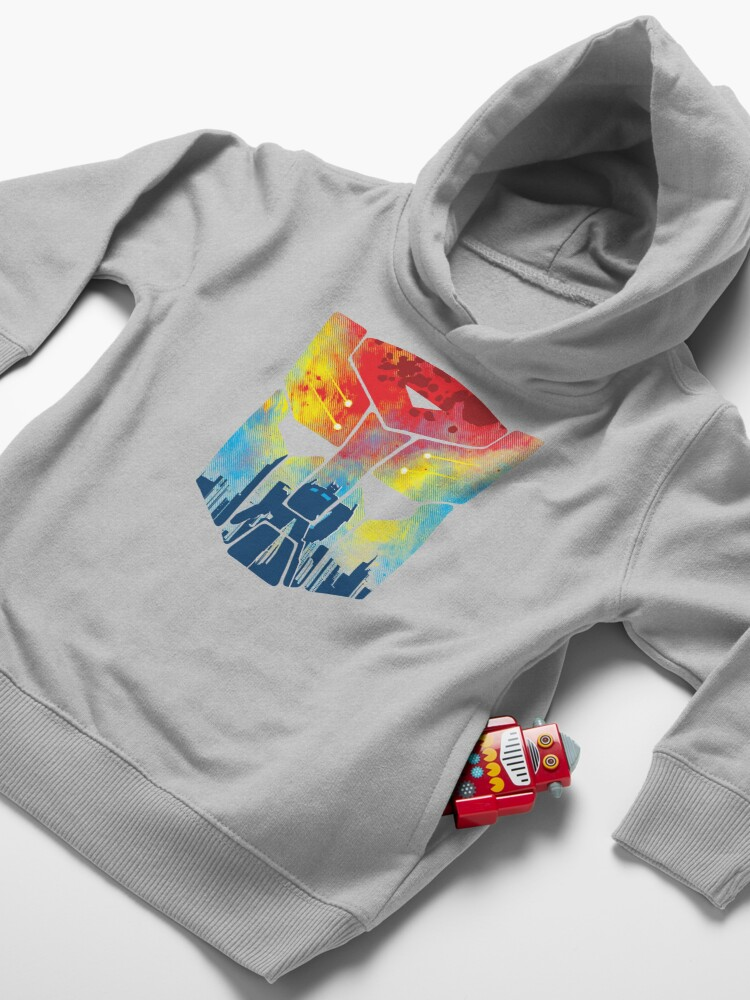 Alternate view of War On Earth Toddler Pullover Hoodie
