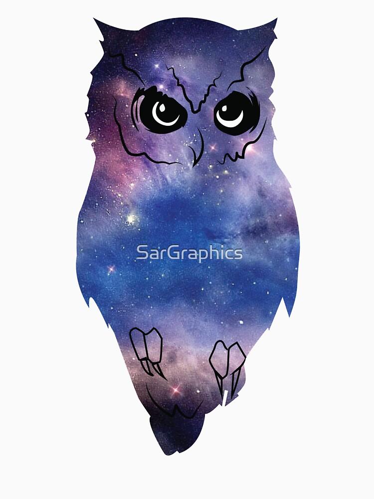 Owl - Universe de SarGraphics