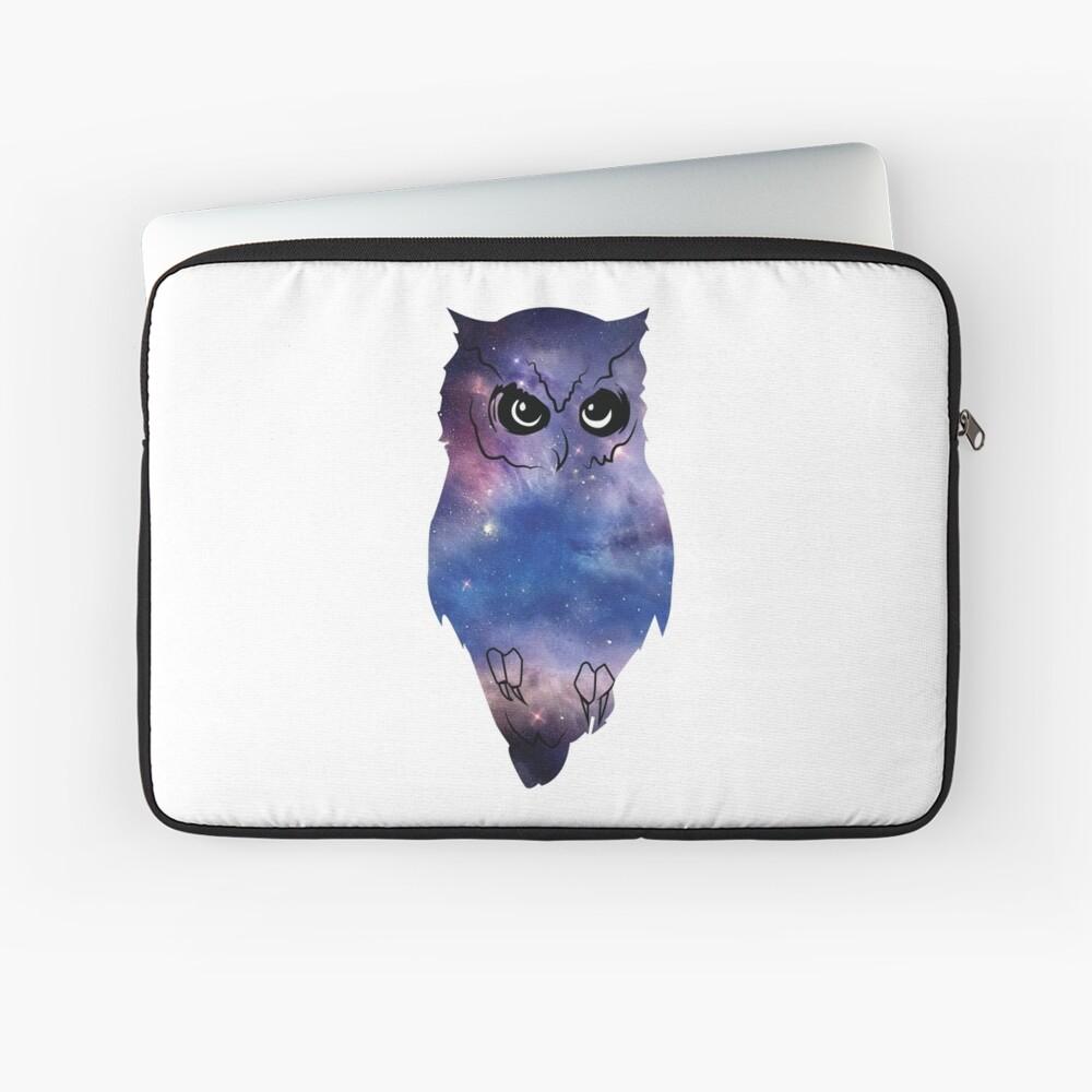 Owl - Universe Funda para portátil