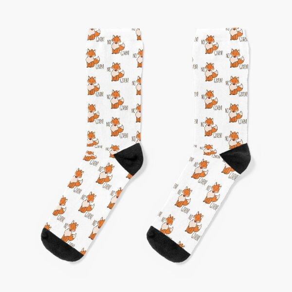 No Fox Given! Socks