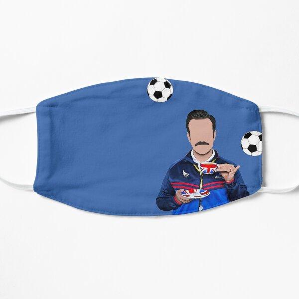 Fussball Trainer Flache Maske