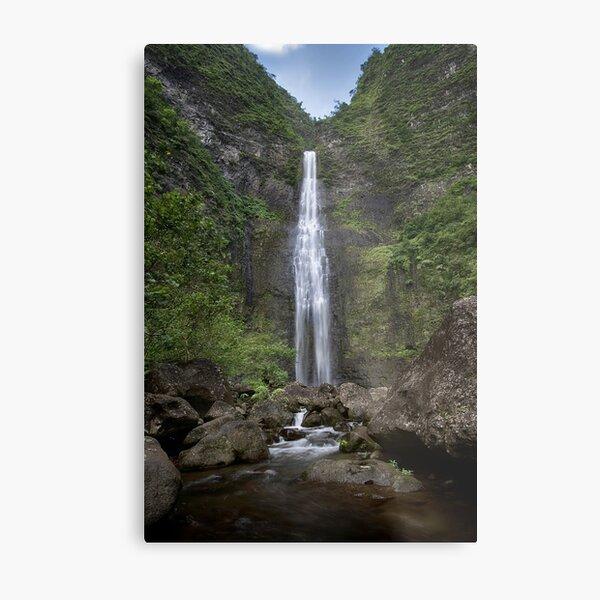 Hanakapiai Trail - Kauai Metal Print