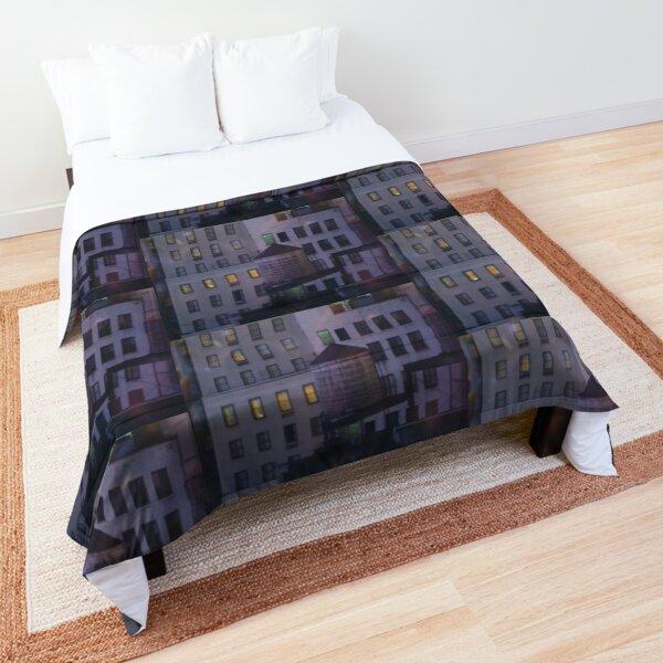 Surreal Glow Comforter