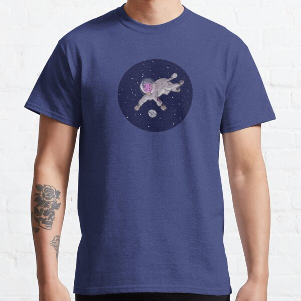 The Cow Floated Over the Moon Classic T-Shirt