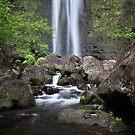 Hanakapiai Falls - Kauai by Michael Treloar
