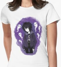 Nico di Angelo Women's Fitted T-Shirt