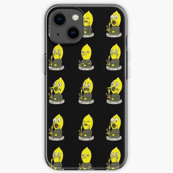 Unacceptable Lemongrab iPhone Soft Case