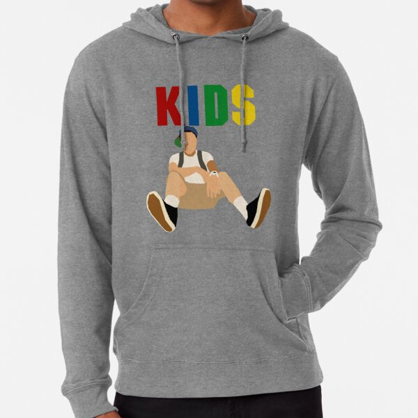 "Mac Miller ""KIDS"" Mixtape Artwork Lightweight Hoodie"