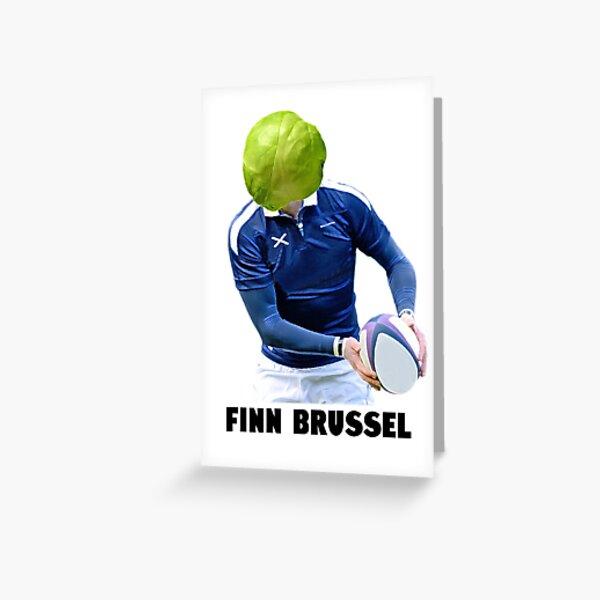 Finn Brussel Greeting Card