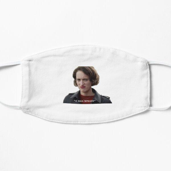 Fleabag Autocollant Masque sans plis