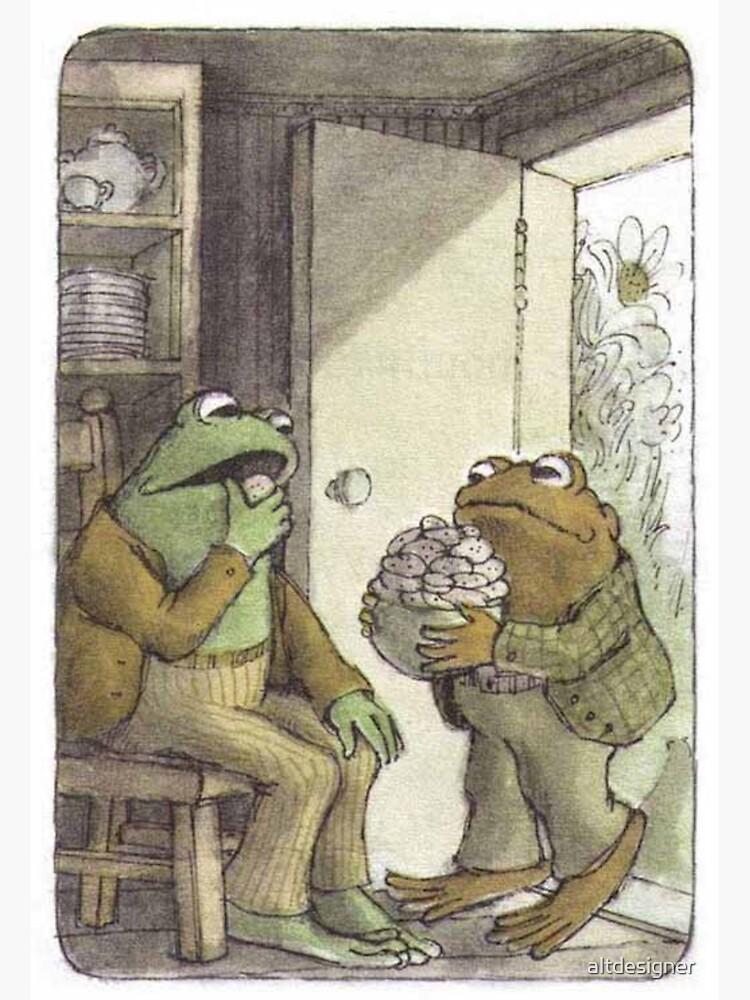 Frog & Toad by altdesigner