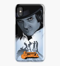 Clockwork Orange iPhone Case
