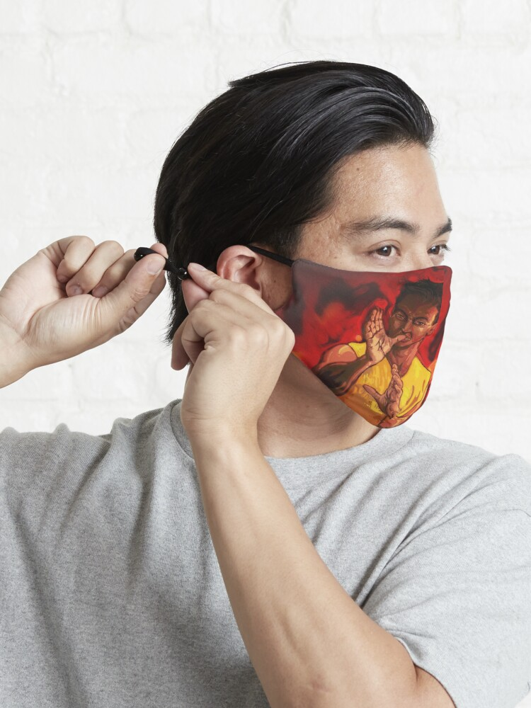 Alternate view of Way of the Open Hand Mask