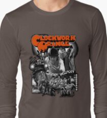 Clockwork Orange Graphic Long Sleeve T-Shirt
